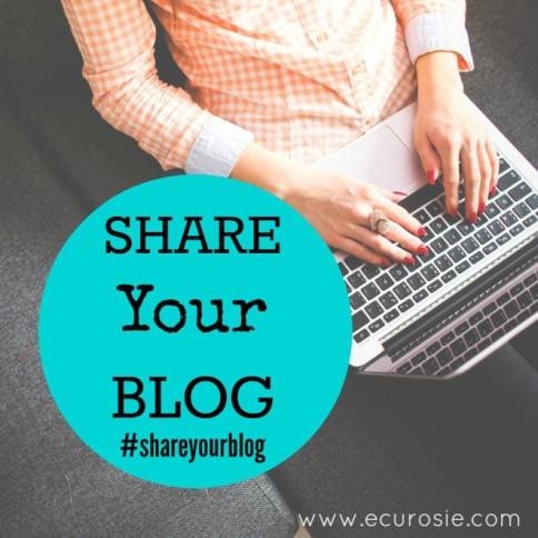 share your blog via www.ecurosie.com