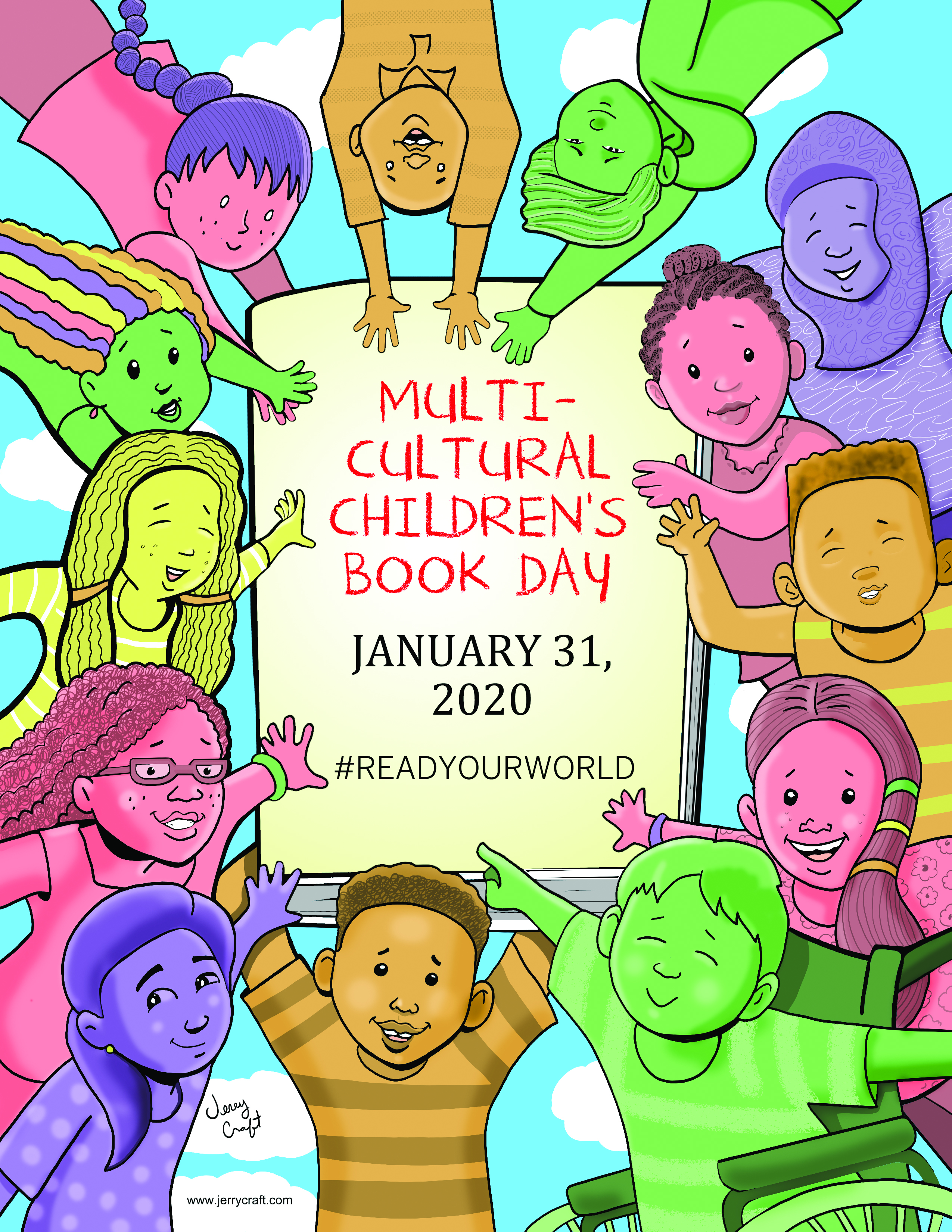 MultiCulturalChildrensBookDay 2020 poster(1)
